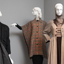 1930s and 40s day looks from American women designers