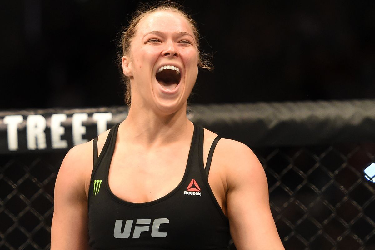 a6aabf74 UFC champ Ronda Rousey 'wouldn't stand a chance' fighting ex-Dallas ...