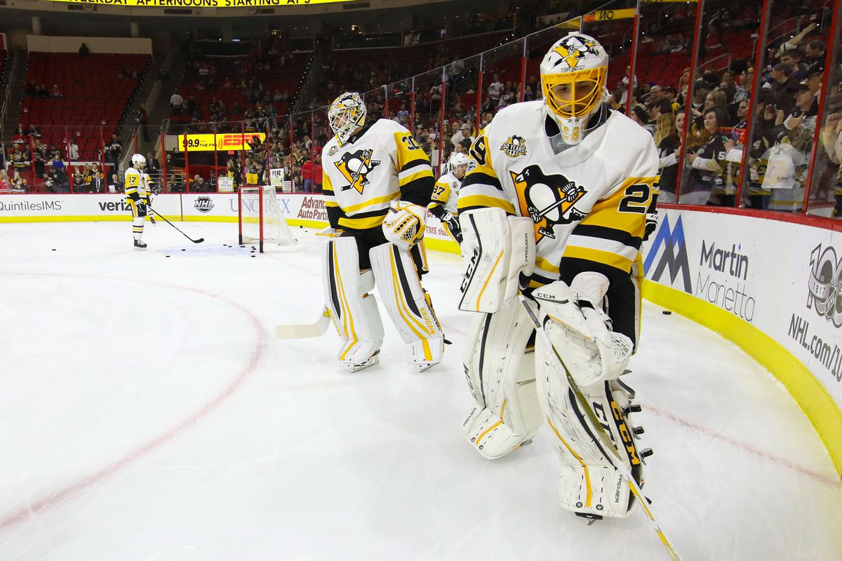 reputable site 48592 47cde NHL Trade Rumors: Report that Penguins want to trade Marc ...