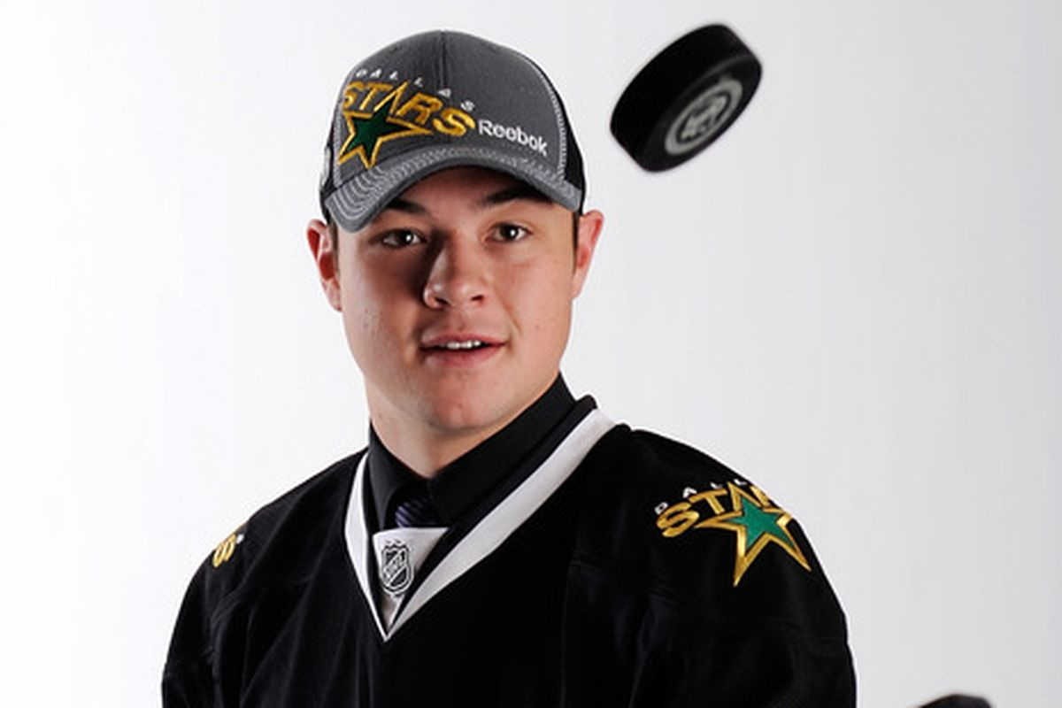 Dallas Stars draft pick Devin Shore had two helpers as Maine downed UMass, 3-2, in overtime on Friday, October 25, 2013 in Orono, Maine.