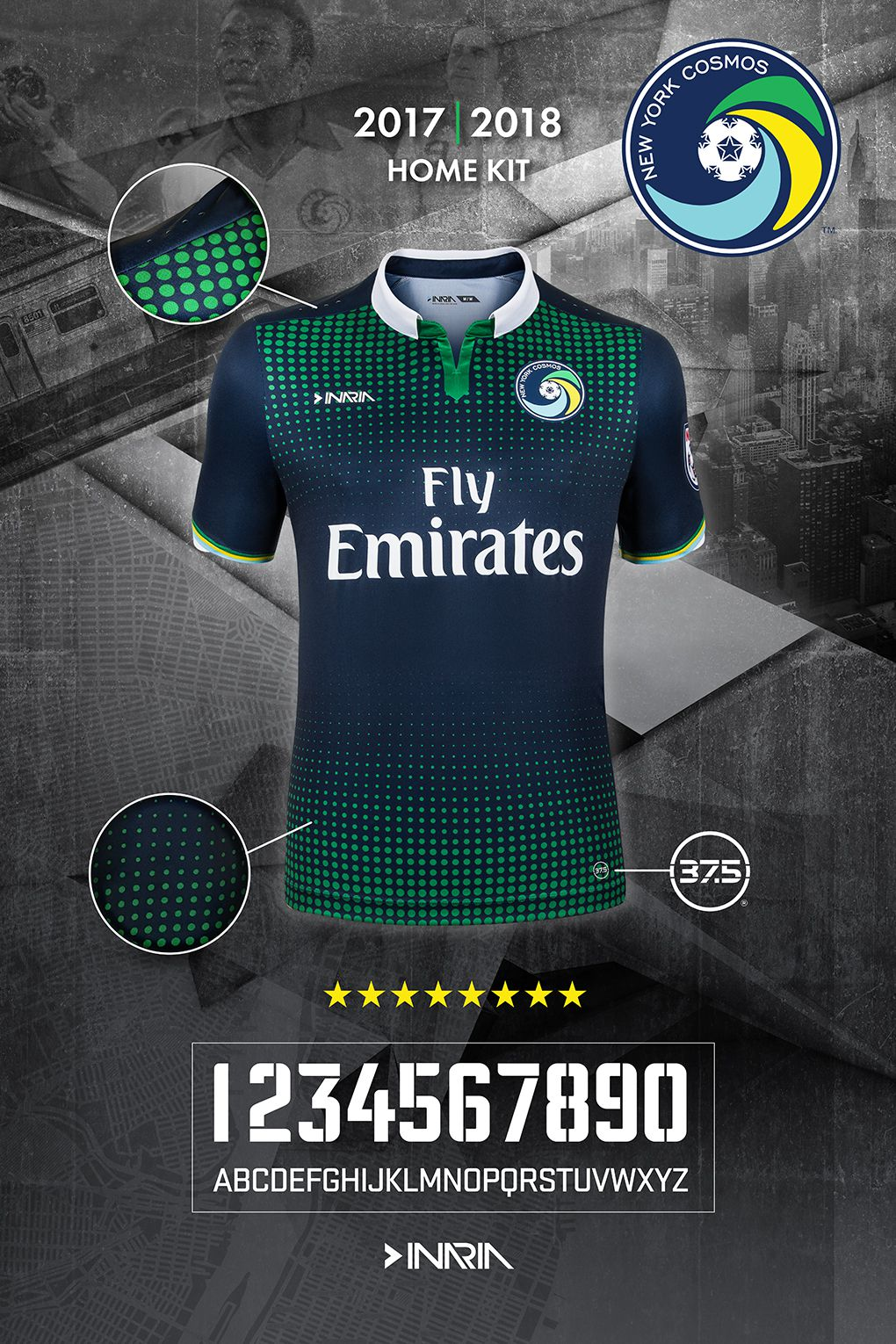 00db1eb22 The Cosmos  new home kit  https   www.inariasoccer.com news new-york-cosmos-and-inaria -announce-official-partnership