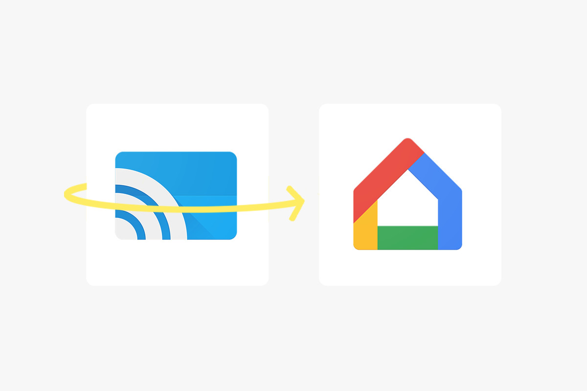 The Google Cast App Is Now Called 'Google Home'