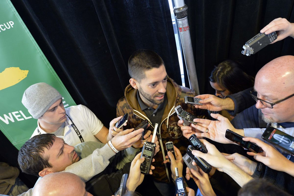 Deuce answers concerns Stall Express selected him in his alternative picks