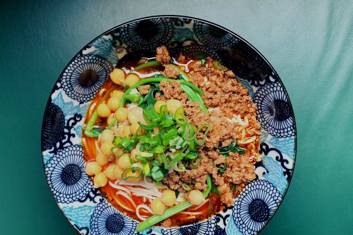 Liu Xiaomian's spicy numbing noodles will arrive at the Holborn Whippet pub in London