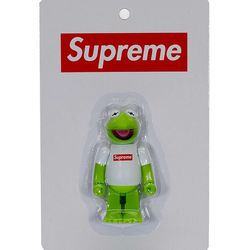 Supreme x Kermit x Medicom Toy; Spring 2008