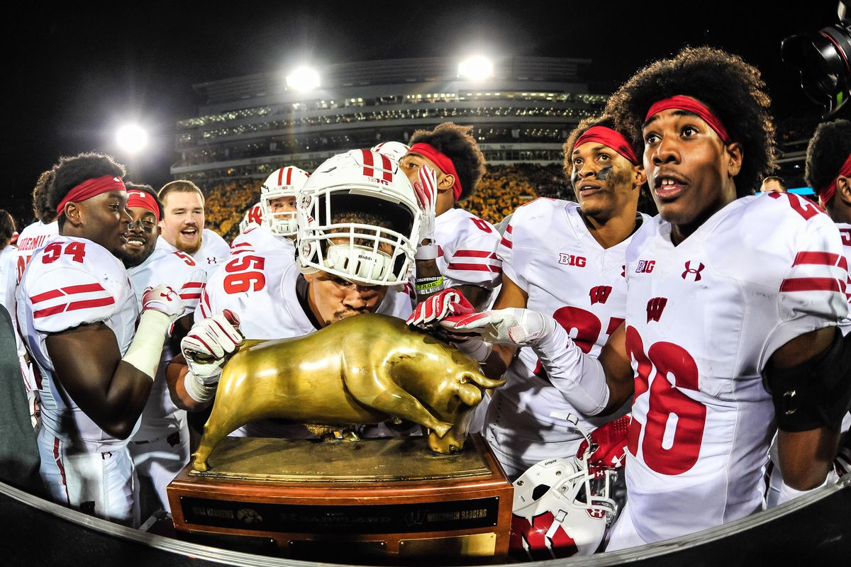 13df6aa86552 Conference Corner: Wisconsin all but clinches the Big Ten West...again