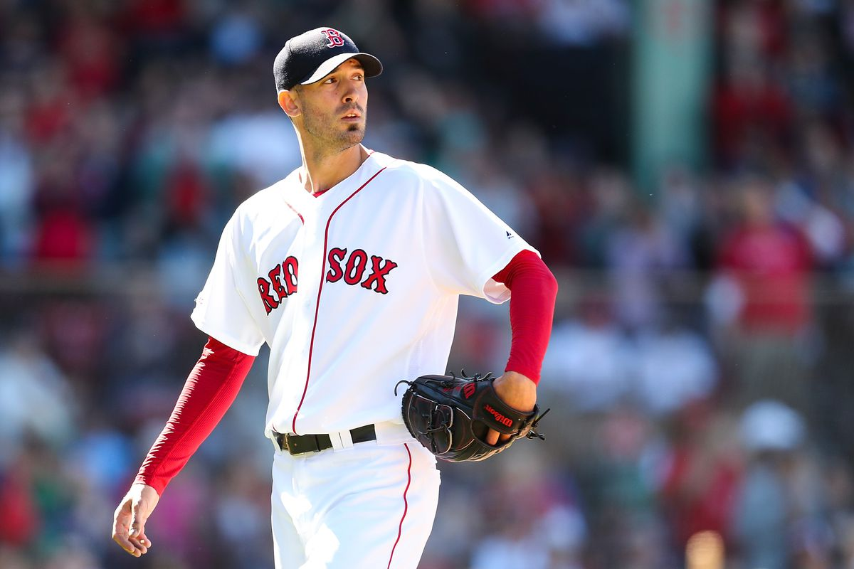 Red Sox vs. Astros lineup: Does Rick Porcello hate babies?