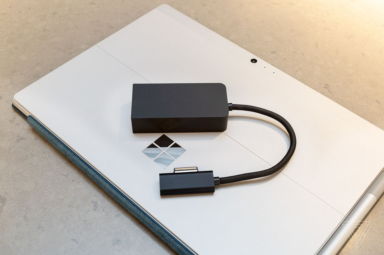 here are three ways microsoft could have made a better surface usb c adapter