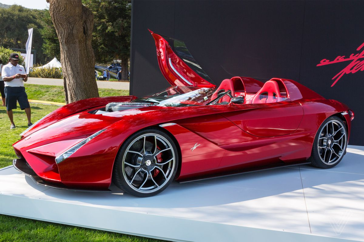 Luxury Cars: America's Most Important Luxury Car Show