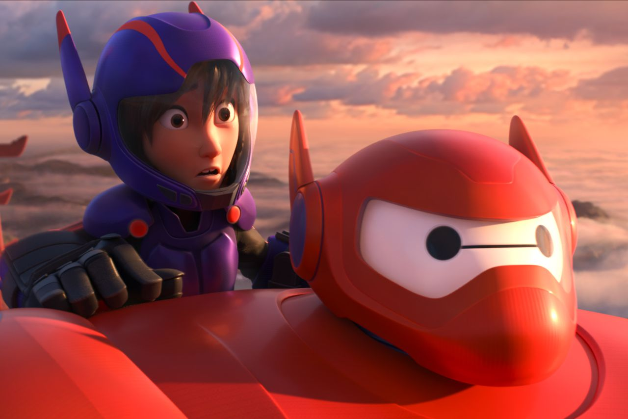 Image result for Big Hero 6