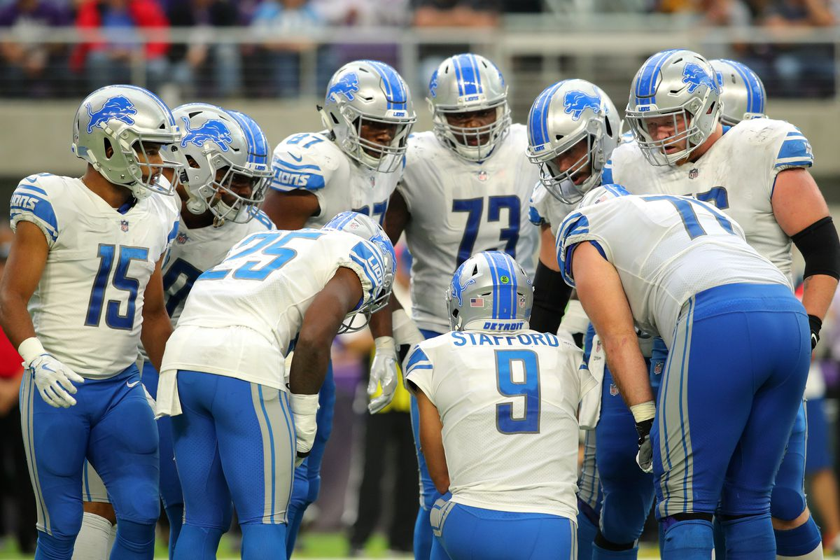 Detroit Lions have 15th-best roster per PFF - Pride Of Detroit daf3c7a5b43