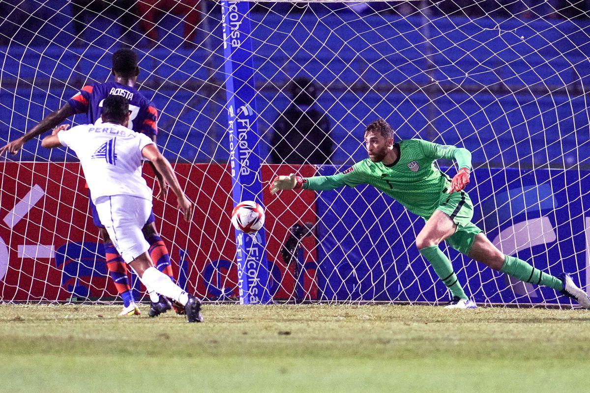 Honduras v USA - Concacaf 2022 FIFA World Cup Qualifiers