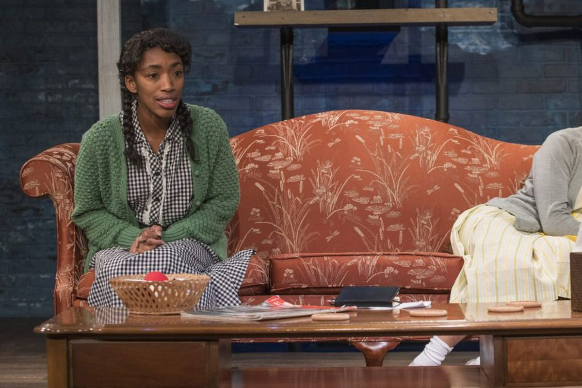 Crumbs From The Table Of Joy Review Not The Lynn Nottage