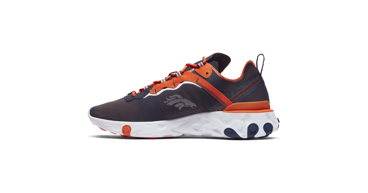 55 React Nike Element shoe collectionSALEMile Broncos sQrtChxd