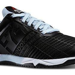 "<b>Reebok</b> CrossFit Sprint TR in Black, <a href=""http://shop.reebok.com/us/product/women-reebok-crossfit-sprint-tr-shoes/NS507?cid=V60014&breadcrumb=1z13070Z1z11zrfZdyZsvZu3"">$115</a>"