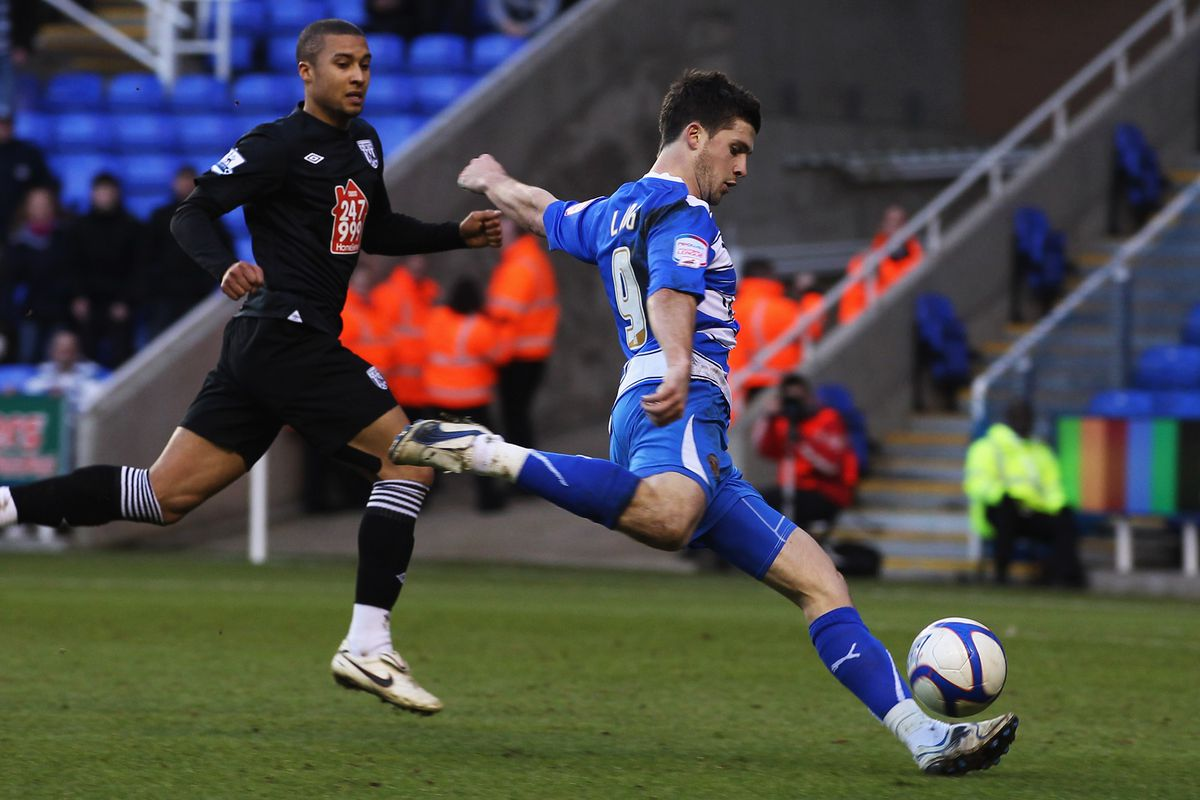 Reading v West Bromwich Albion - FA Cup 3rd Round