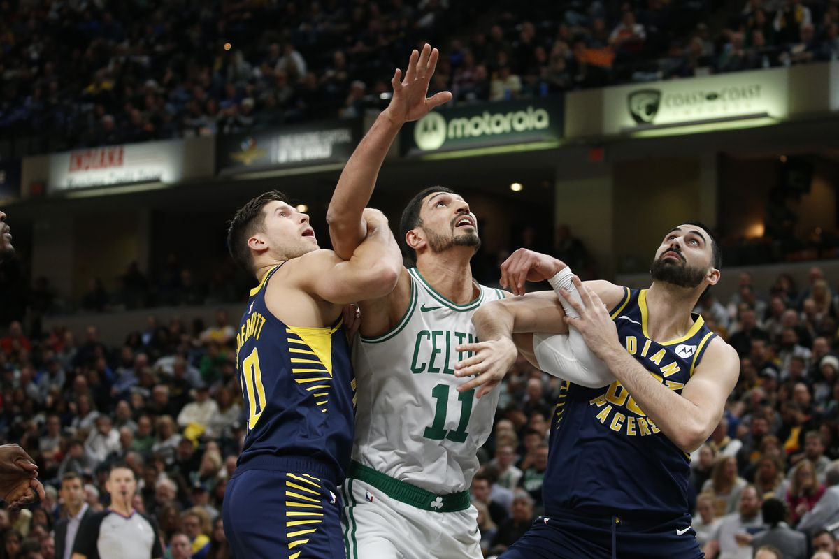 Enes kanter plus minus betting nba home court advantage betting odds