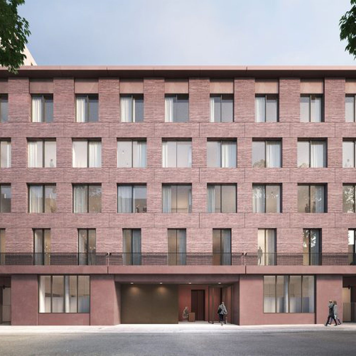 David Chipperfield's West Village condo is rejected by the