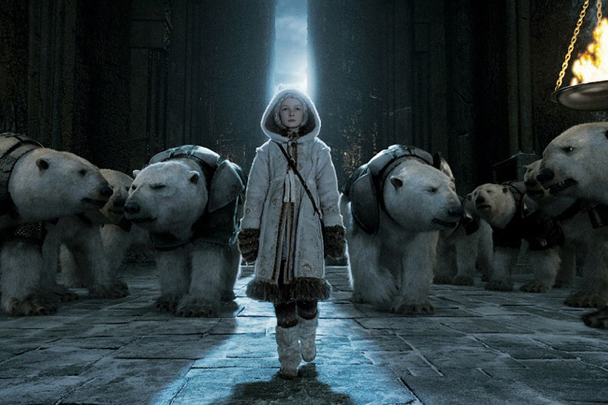 152dcf9bb9b5 The His Dark Materials trilogy is getting its long-overdue sequel ...