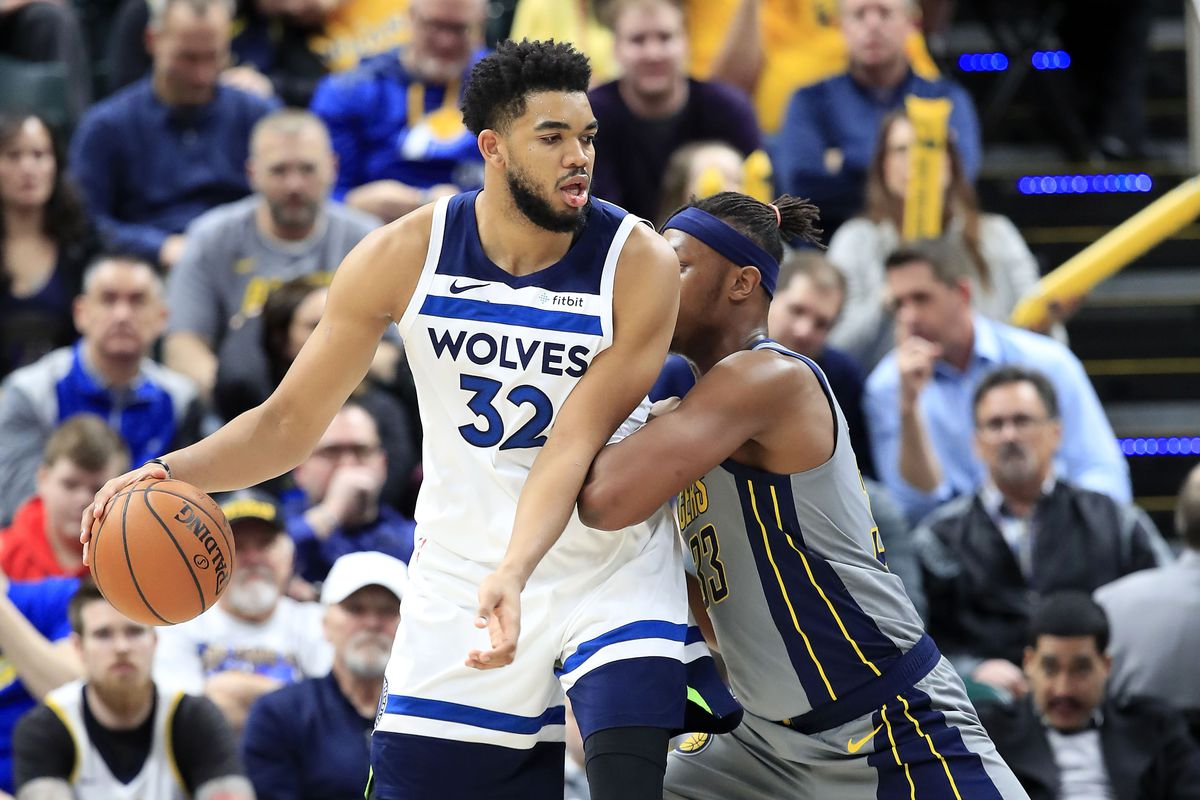 Wolves at Pacers: Getting Closer