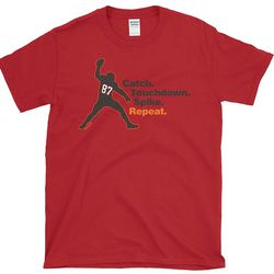 """Click <a class=""""ql-link"""" href=""""https://www.smackapparel.com/collections/tampa-bay-buccaneers-fans/products/tampa-buccaneers-gronk-shirt"""" target=""""_blank"""">here</a> to purchase this Gronk tee!"""