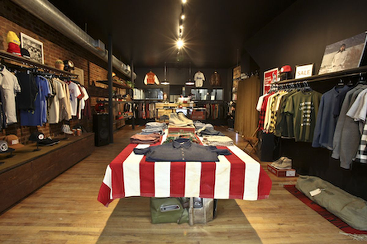 """Image via <a href=""""http://bedfordandbowery.com/2014/03/williamsburg-gets-a-new-shop-for-natty-menswear-and-beard-pomade/"""">Bedford &amp; Bowery</a>"""