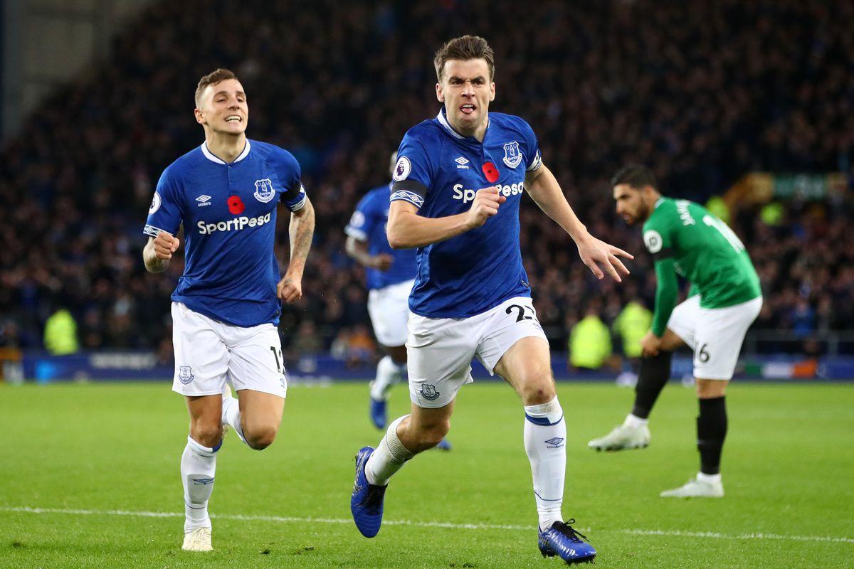 Everton FC v Brighton & Hove Albion - Premier League