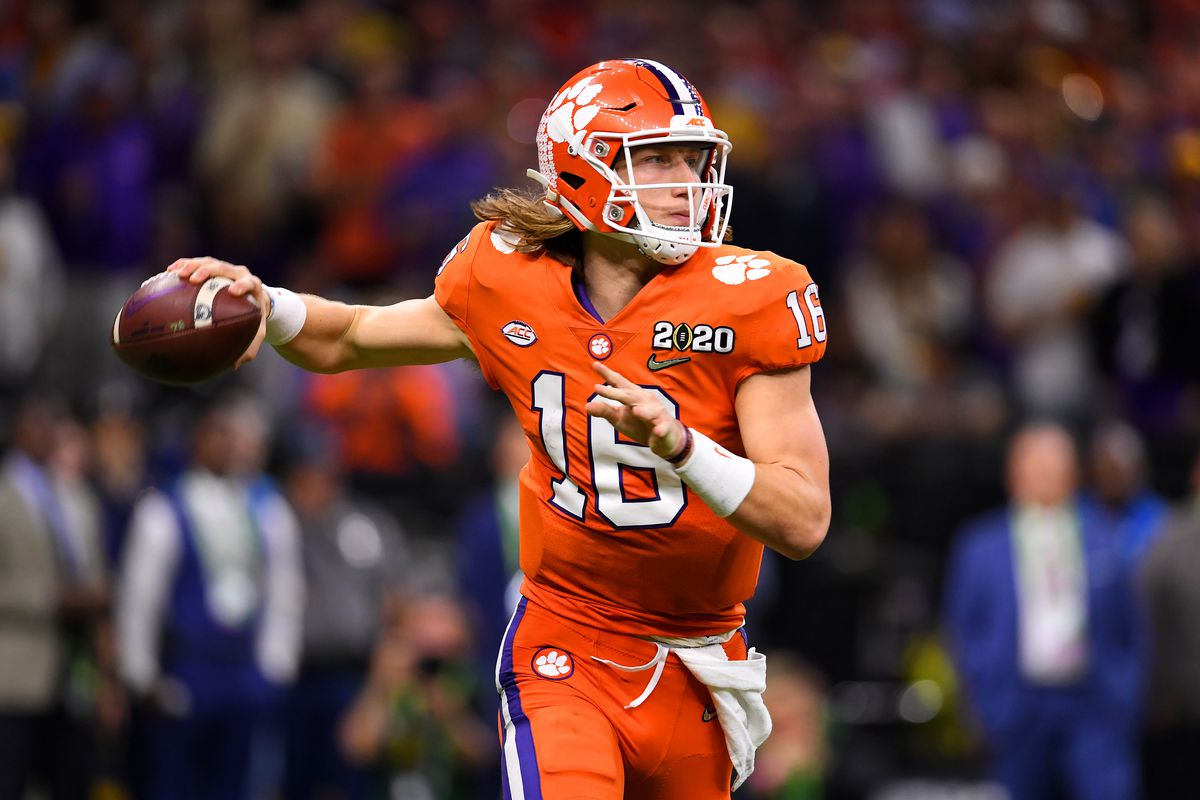 Trevor Lawrence and others make a statement for 2020: They want to ...