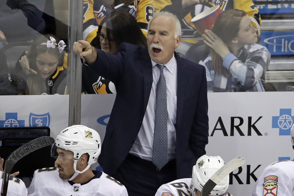 Blackhawks planning to honor Joel Quenneville during Tuesday return with Panthers