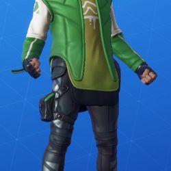 Fortnite's X-Lord skin