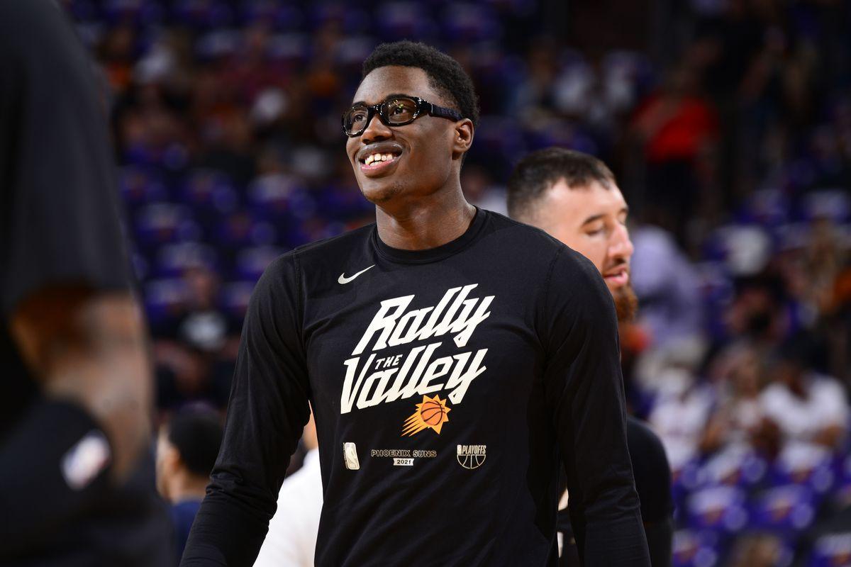 2021 NBA Playoffs - Denver Nuggets v Phoenix Suns