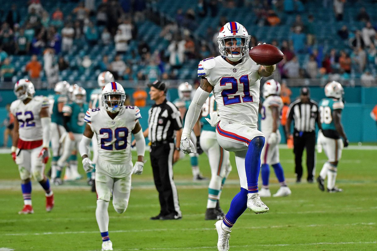 Watch How The Buffalo Bills Reacted In The Locker Room To Clinching Playoff Berth Buffalo Rumblings