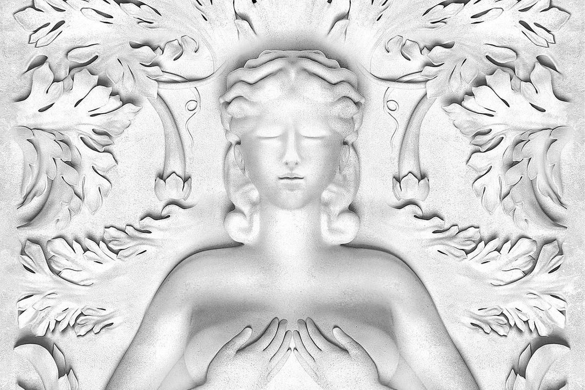 """This CD cover image released by Island Def Jam Music Group shows """"Cruel Summer,"""" by G.O.O.D. Music."""