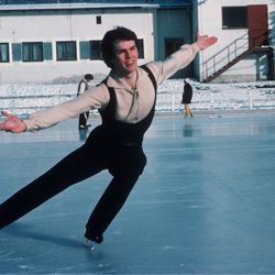 John Curry, Great Britain, figure skating