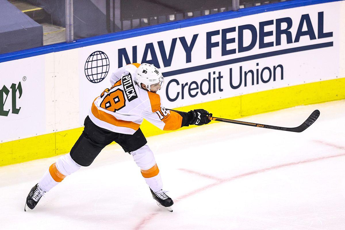 Philadelphia Flyers v New York Islanders - Game Three