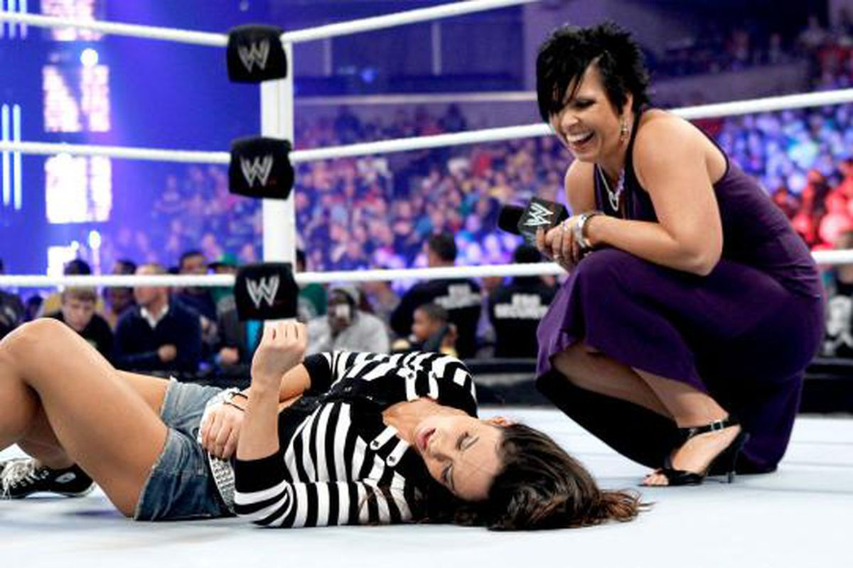 Vickie Guerrero On Rumors Of Her Leaving Wwe Im Still Here
