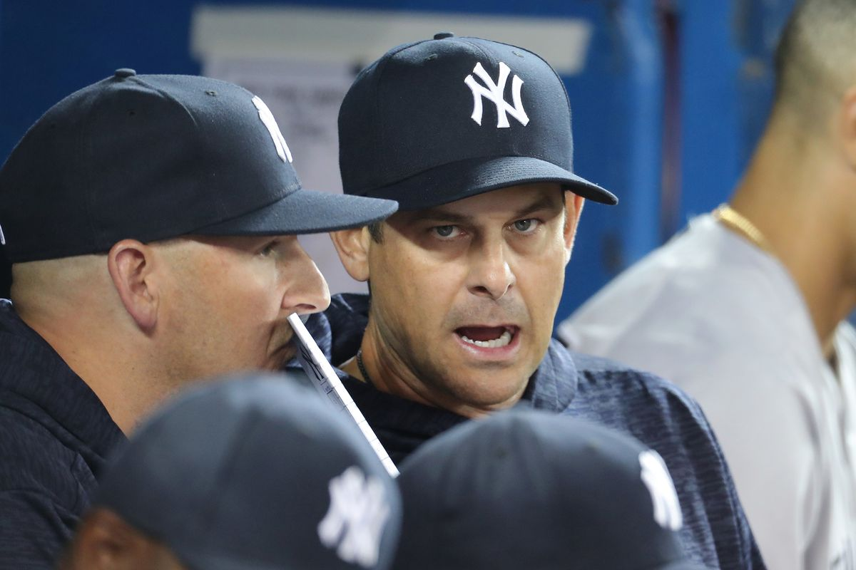 New York Yankees news: Bard out as bench coach