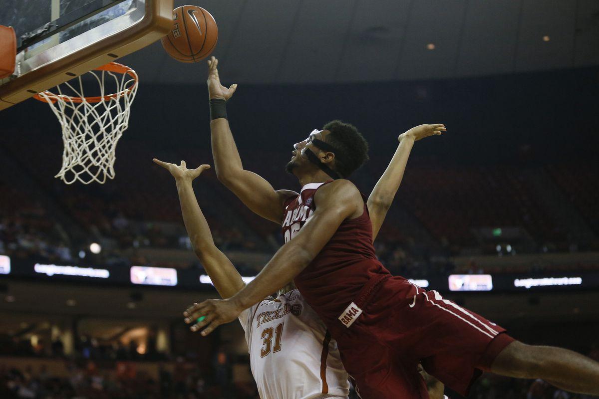 NCAA Basketball: Alabama at Texas