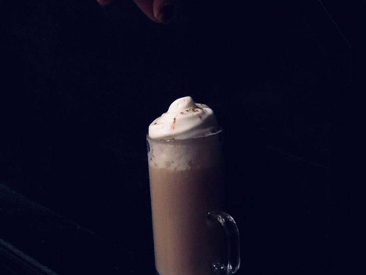 Logan Tavern DC chai tea