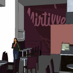 A rendering of the future Mirtille