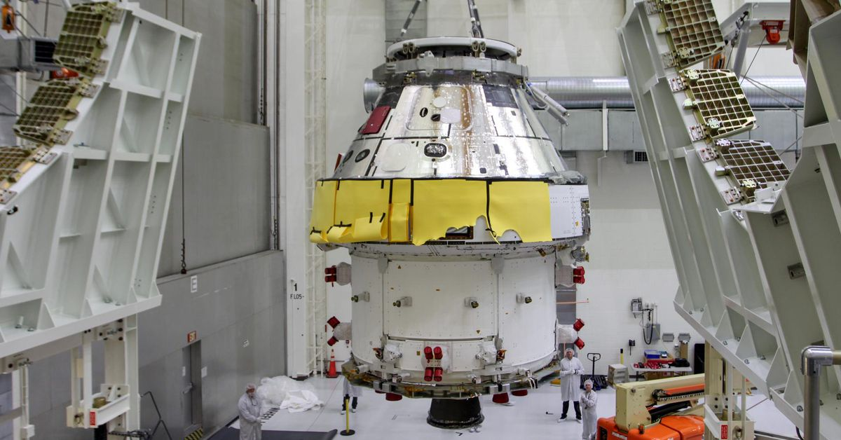 Component failure in NASA's deep-space crew capsule could take months to fix – The Verge