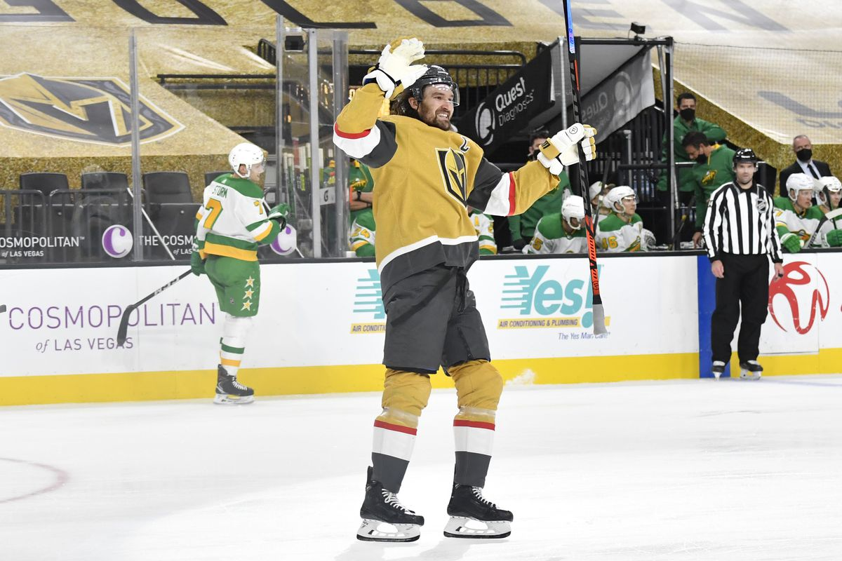 Minnesota Wild v Vegas Golden Knights