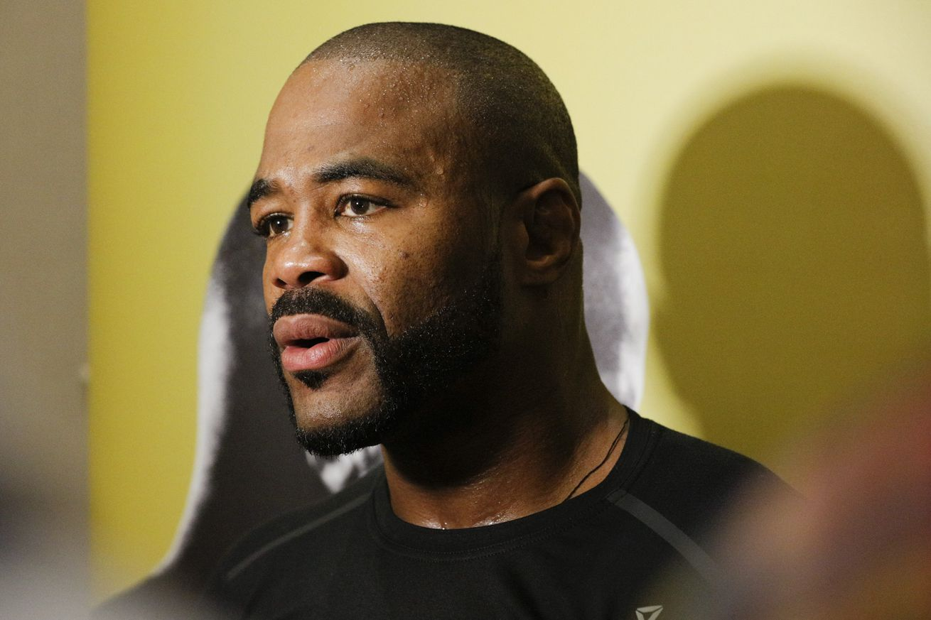 community news, Rashad Evans: Camp change, Mexico City booking key to getting out of comfort zone
