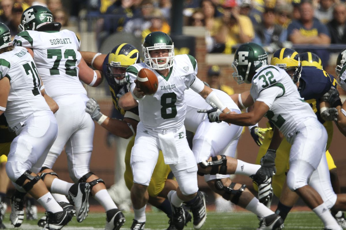 Eastern Michigan's Javonti Greene heads one of the deepest returning groups in the conference, but are they the best?