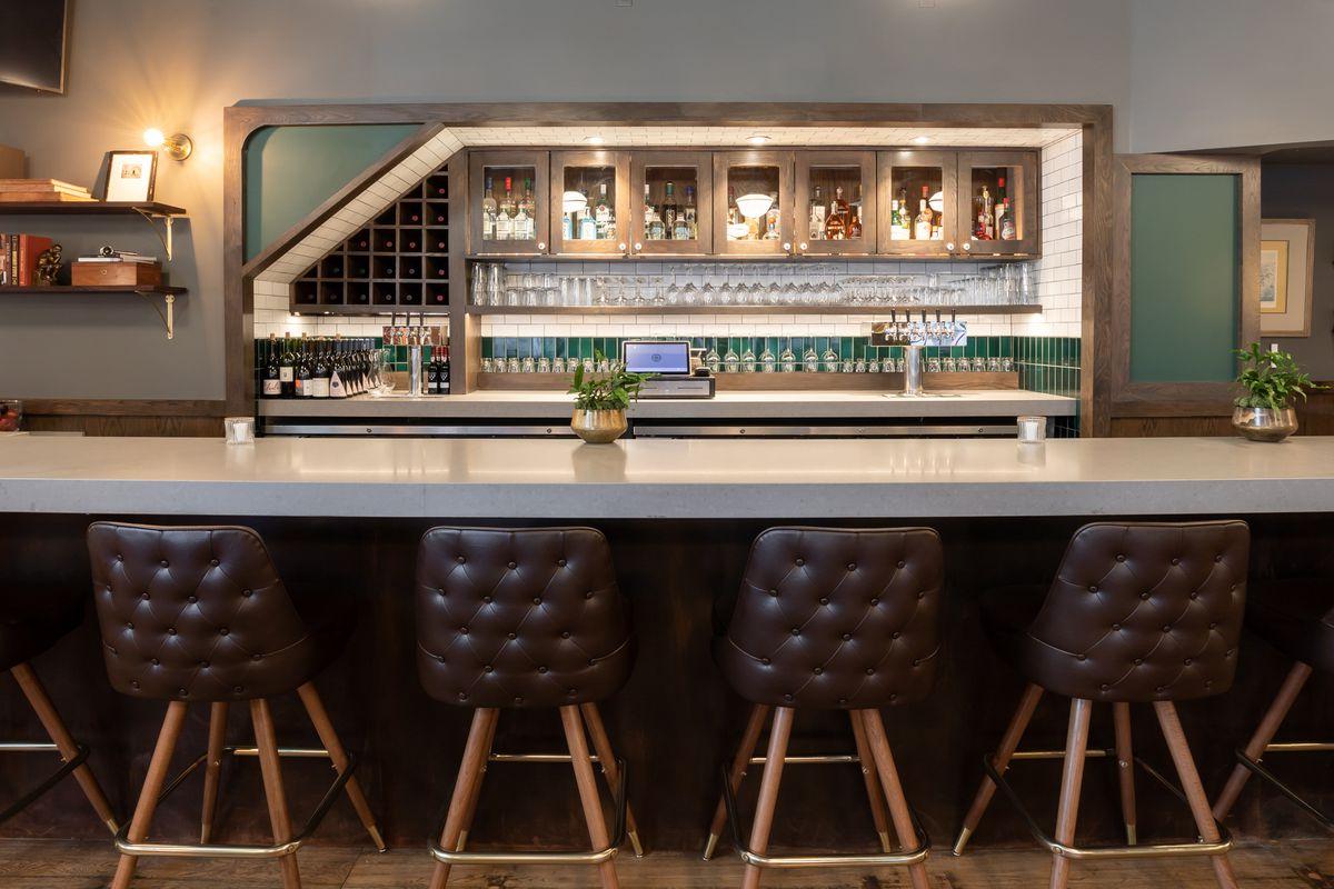 Bar at Mr. Digby's