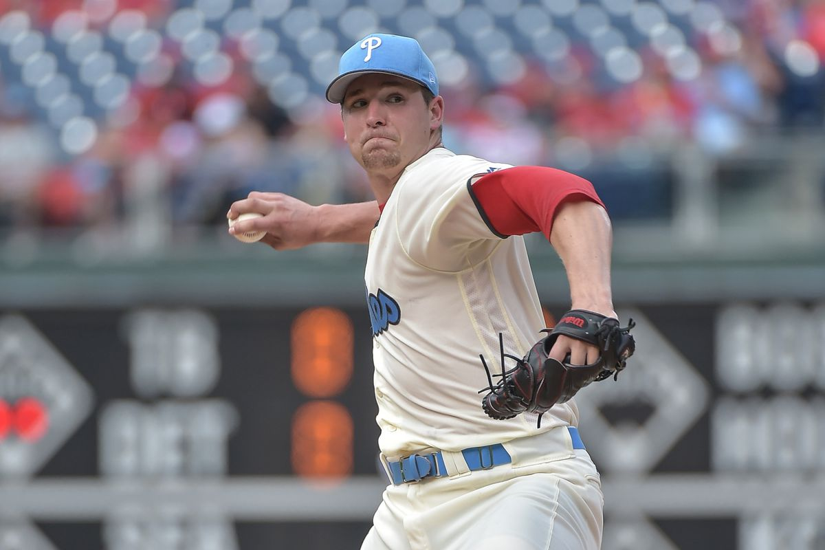 My wish for the Phillies this year is for Eickhoff to win a game.
