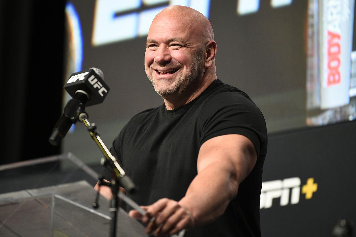 UFC Fight Night Covington v Woodley: Press Conference