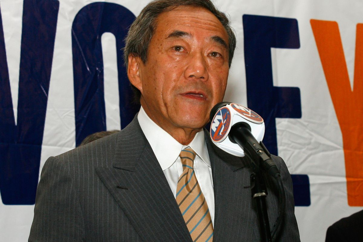 The Islanders would be relocated if it wasn't for Charles Wang