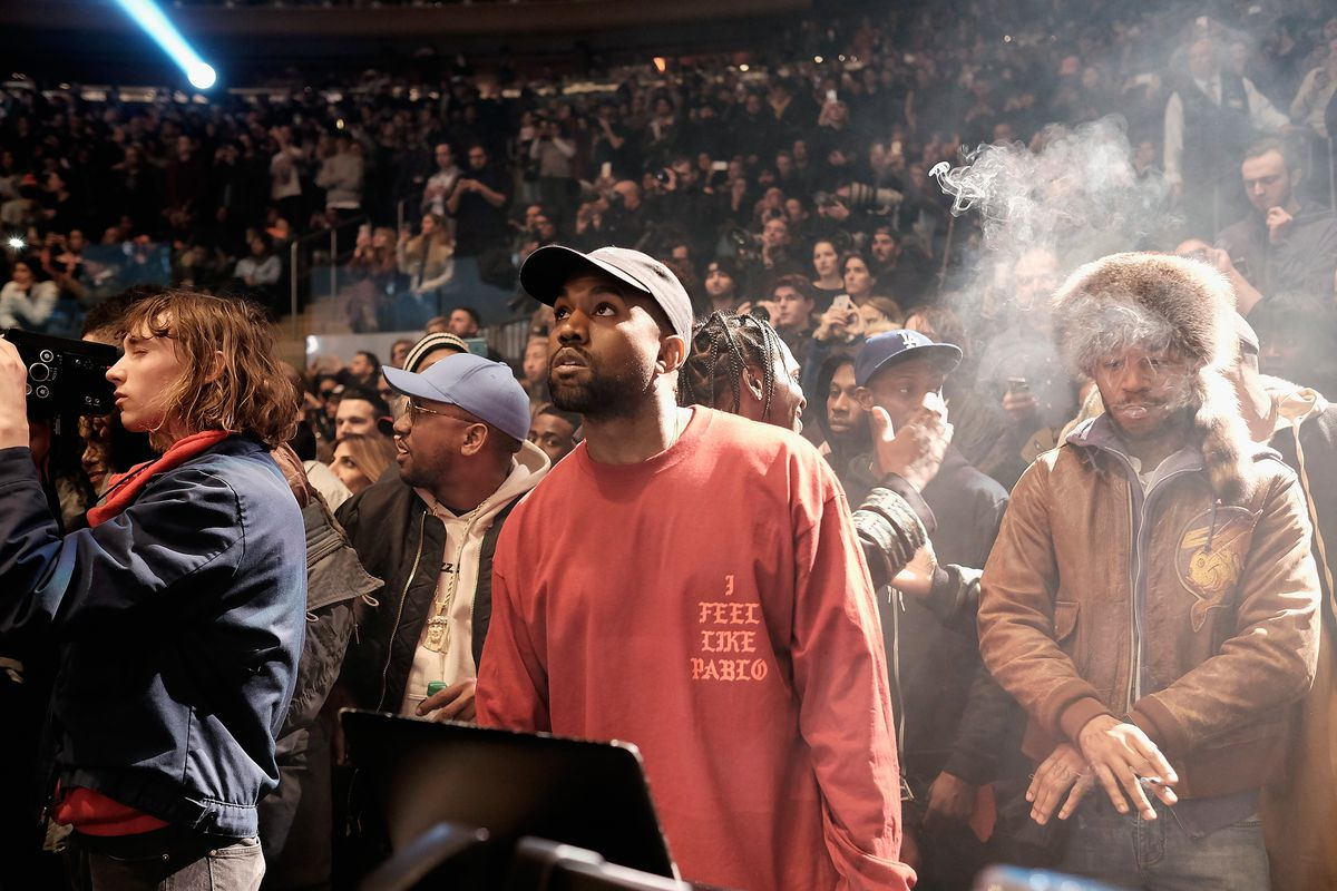 Kanye west 39 s the life of pablo was streamed 250 million - Kanye west tickets madison square garden ...