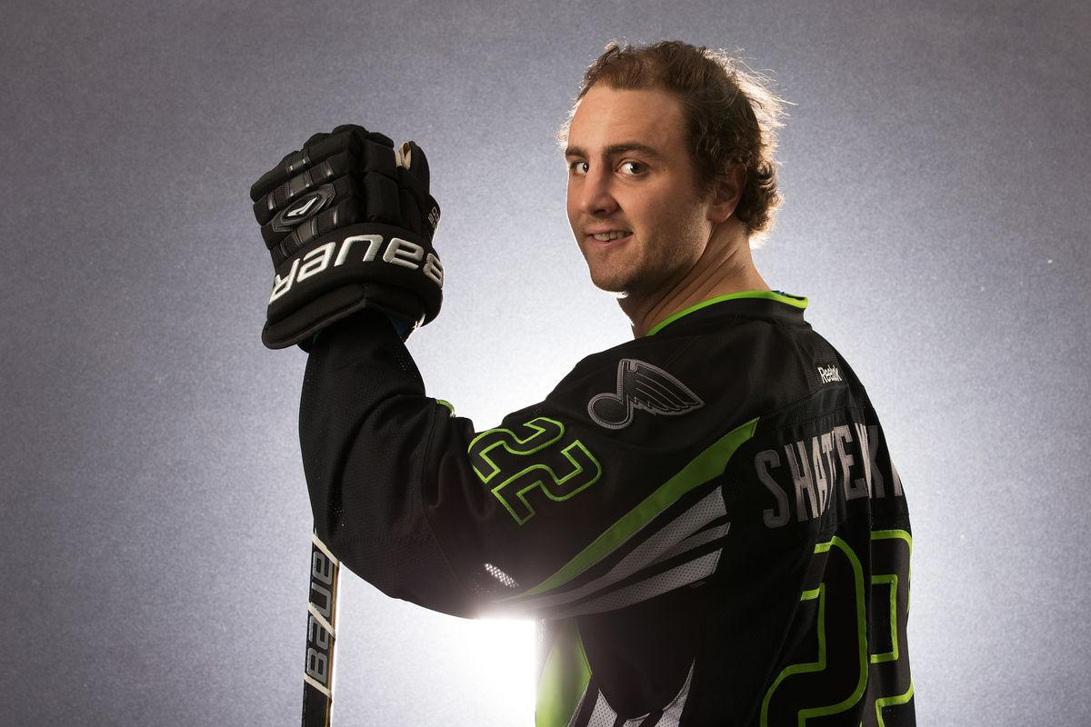 Will Shattenkirk have the opportunity for another glamor shot this year?